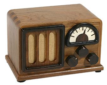 調子の悪いラジオ