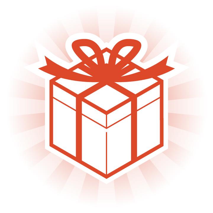 特典1 クリスマスプレゼントをお届け